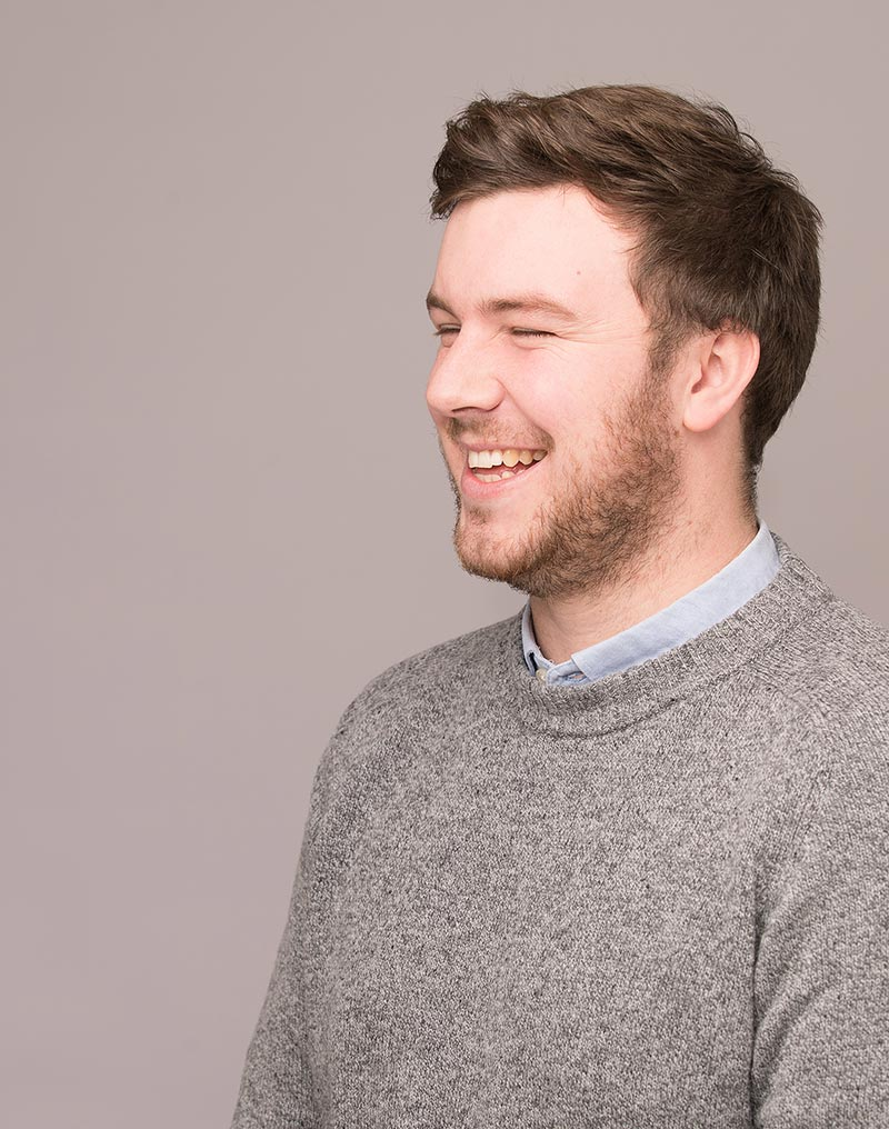 Portrait of Ben from the Talentful team