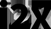 i2x logo